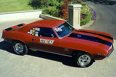 1969 Nickey L88 427 Z28 Camaro