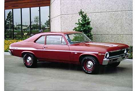 1969 Chevrolet Nova YenkoSC 427