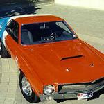 1969 AMX Hurst Super Stock