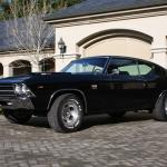 1969 Baldwin Motion SS427 Phase III Chevelle