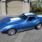 1969 Corvette Baldwin Motion Phase III