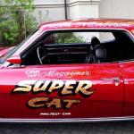 1969 Cougar 428 Cobra Jet Dyno Don Super Cat
