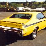 1970 Buick GSX Stage I 455