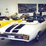 1970 Chevelle SS LS-6 454 Convertible