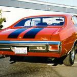 1970 Chevelle SS LS-6 454 Hardtop