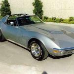 1971 Corvette ZR-1 LT-1 T-Top