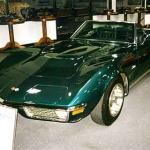 1971 Corvette ZR-2 LS-6 Convertible
