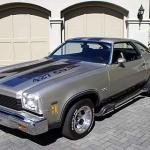 1973 Baldwin Motion Phase III 427 Chevelle