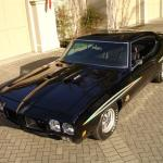 1970 GTO Judge Ram Air IV 4 speed