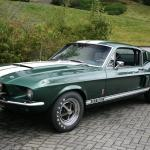 1967 Shelby GT500 Mustang Factory 427 Side-Oiler