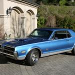 1968 Cougar GTE XR7 427 Side Oiler