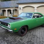1969 Superbee A12 440 6 Pack 4 speed