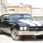 1970 Chevelle SS454 LS6 4 speed