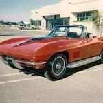 1967 Corvette L71 427-435HP Tripower